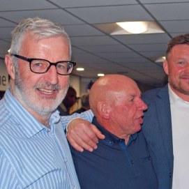 Geoff Twentyman & Steve Elliott
