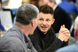 Jamie Cureton back where he treated gasheads to many of his 78 goals.