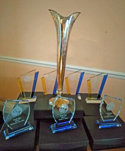 The silverware (and glassware)