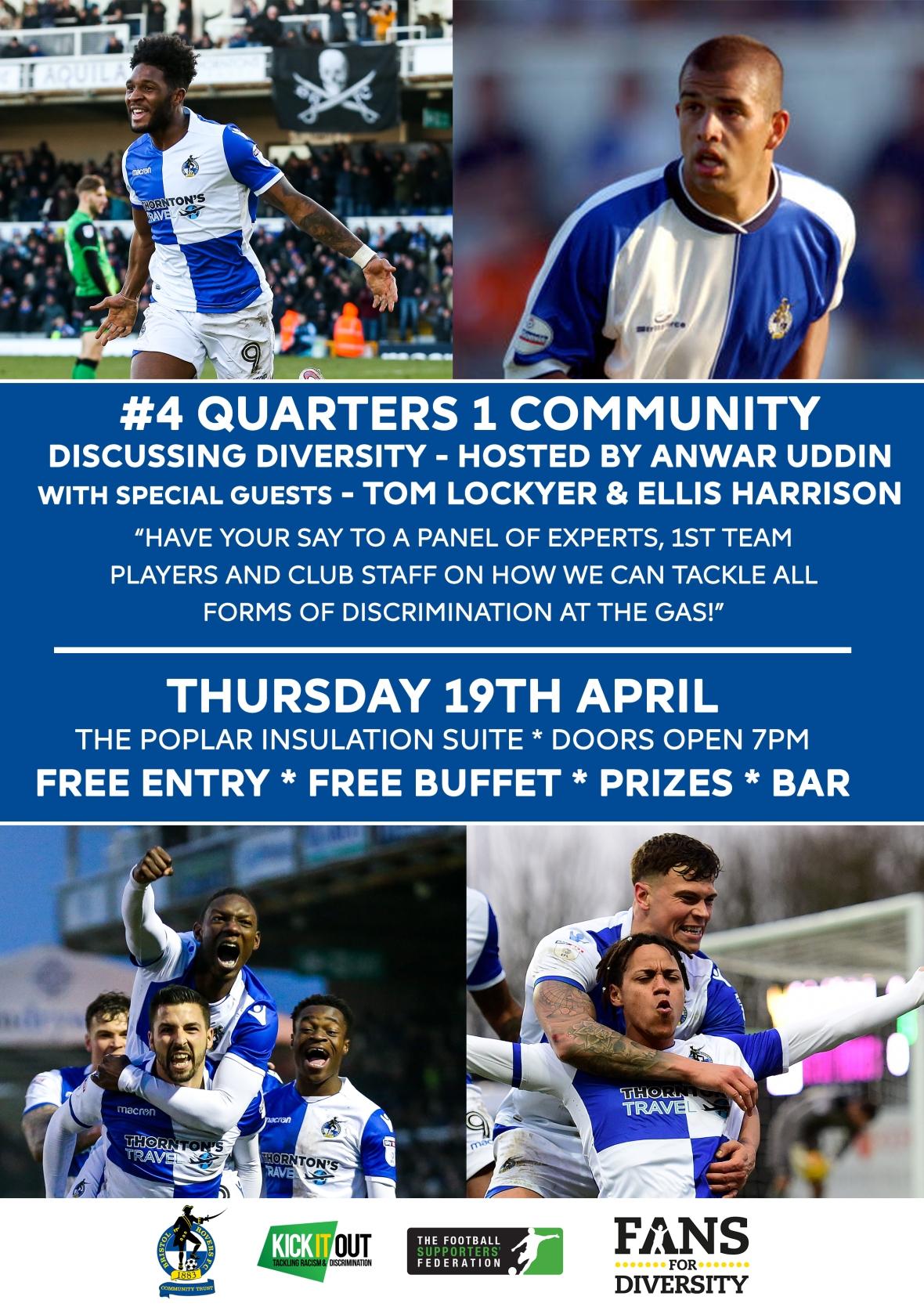Fans-For-Diversity-(With-Anwar-Uddin,-Tom-Lockyer-and-Ellis-Harrison)