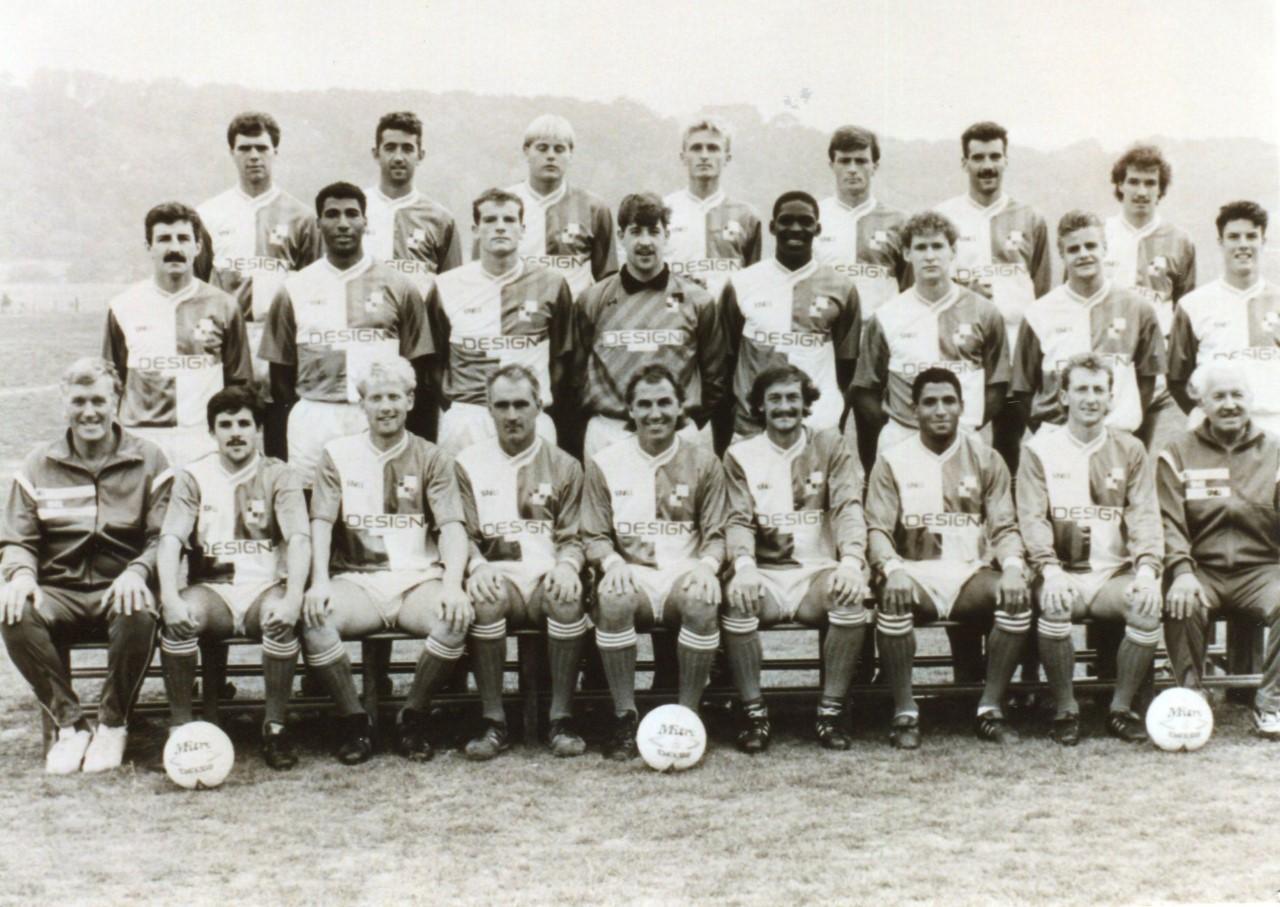 Bristol Rovers 1989-90 squad