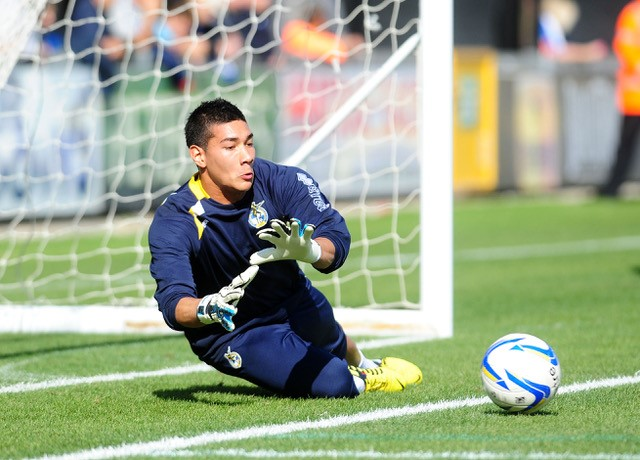 Neil Etheridge - Photo Credit Neil Brookman