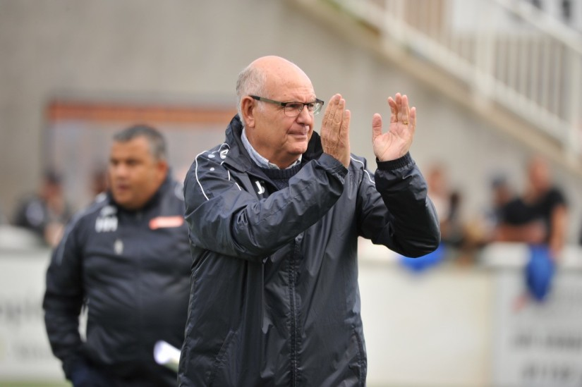 Maidstone United's Director of Football John Still - Photo courtesy of Ian Tucker & Steve Terrell Maidstone United FC