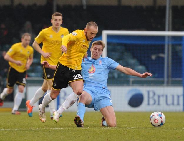 Bristol Rovers v Lincoln City 070215