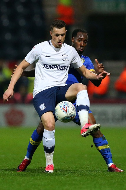 Preston North End v Leeds United FC, EFL SKY BET Championship, Deepdale Stadium, Preston, UK, 10 April 2018