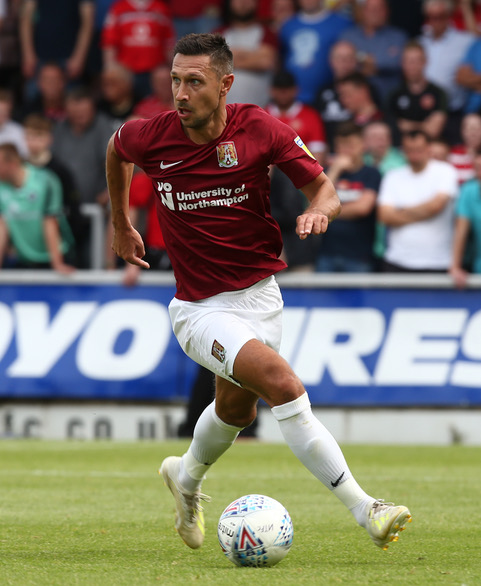 Northampton Town v Walsall - Sky Bet League Two