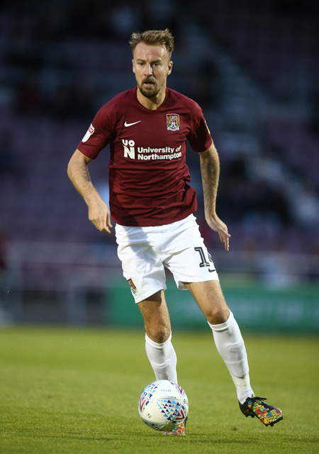 Northampton Town v Peterborough United - Leasing.com Trophy
