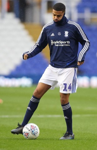 Jake Clarke-Salter, now a regular in the Birmingham City side
