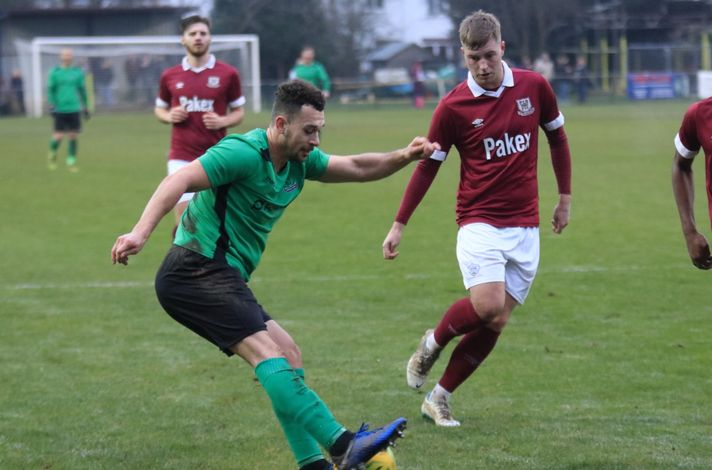Lyle Della-Verde, now playing Isthmian League football for Enfield Town