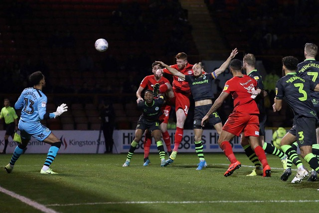 Leyton Orient v Forest Green Rovers 23rd Nov 2019