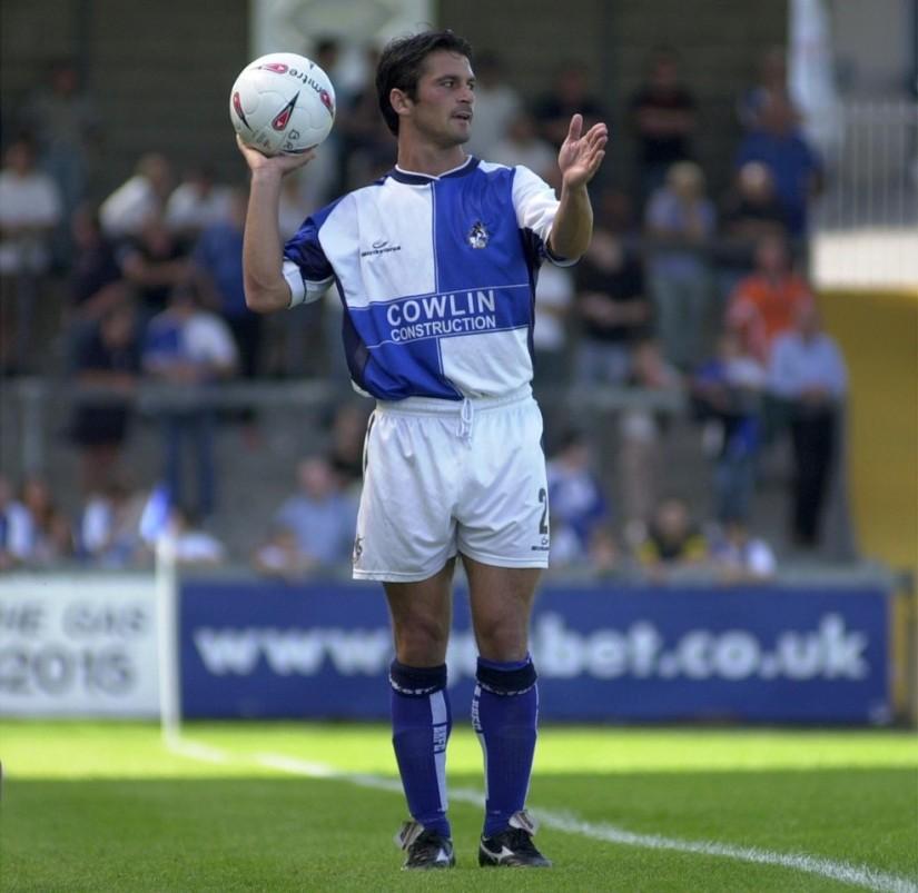 Ali Gibb, now Physiotherapist at Bolton Wanderers. Photo courtesy of Alan Marshall