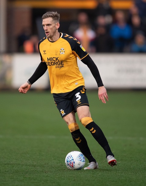 Cambridge United v Morecambe, Sky Bet League Two, Football, Abbey Stadium, Cambridge, 29 Dec 2019