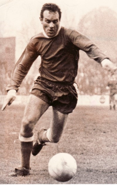 …and Bobby Jones, who scored the only goal in that game