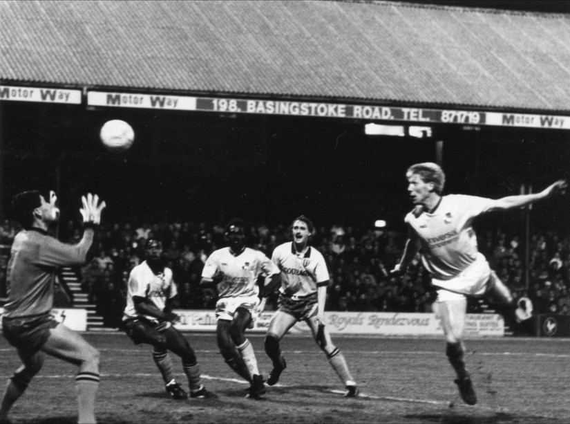 David Mehew scores against Reading
