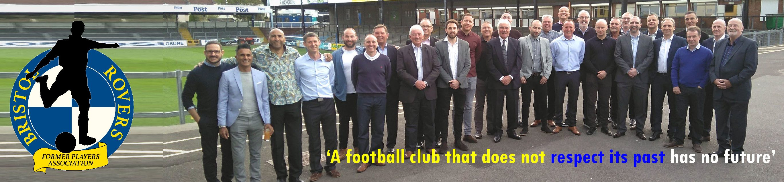 Bristol Rovers Former Players Association (BRFPA)